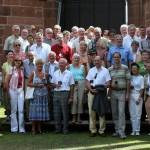 2007.07. Treffen Mittelrhein Weinbruderschaften Bacharach