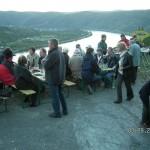 2007.09. Weinkollegiumsexkursion in den Bopparder Hamm