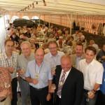 Treffen Mittelrheinweinbruderschaften 2008 St. Goar